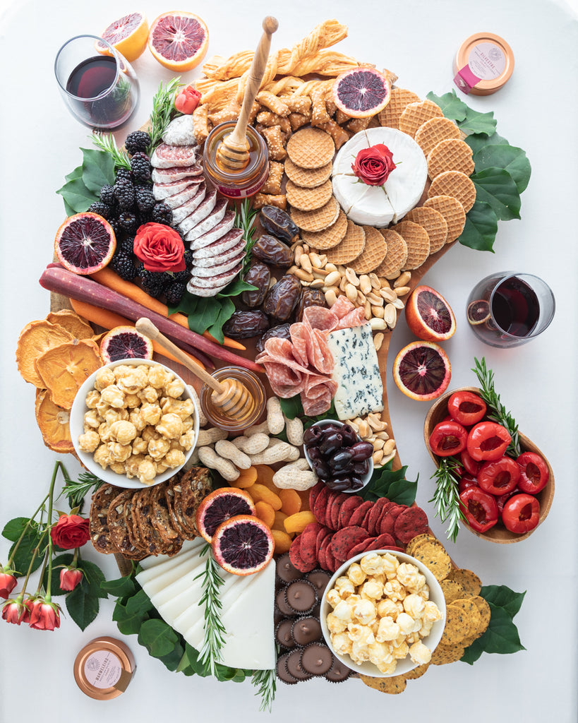 Ultimate Fall Snacking Board
