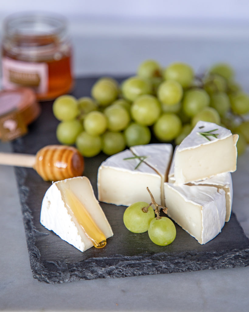 Perfect Cheese and Organic Raw Honey Pairings