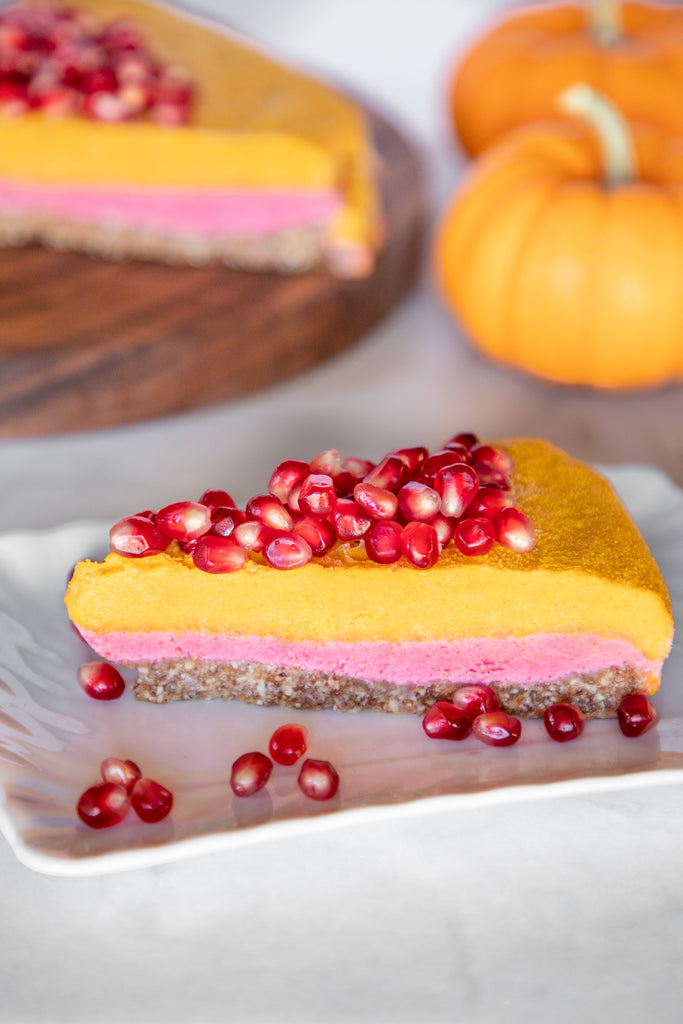 Best Pumpkin Honey Raw Cheesecake Recipe