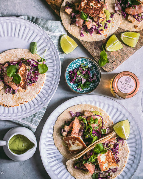 best recipe with honey tacos