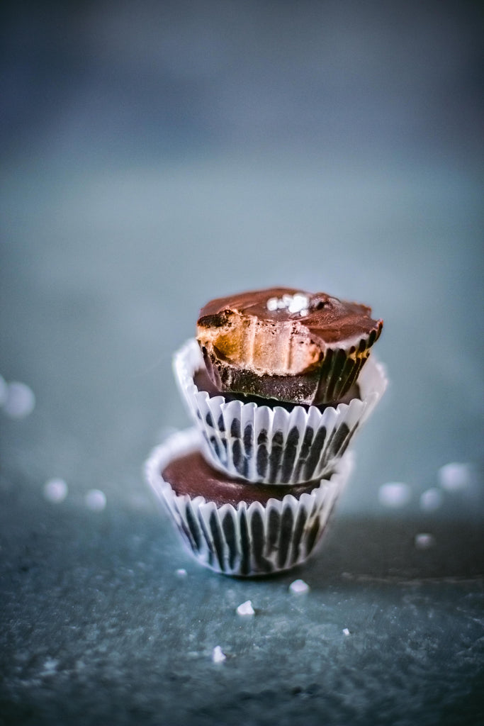Honey Chocolate Peanut Butter Cups