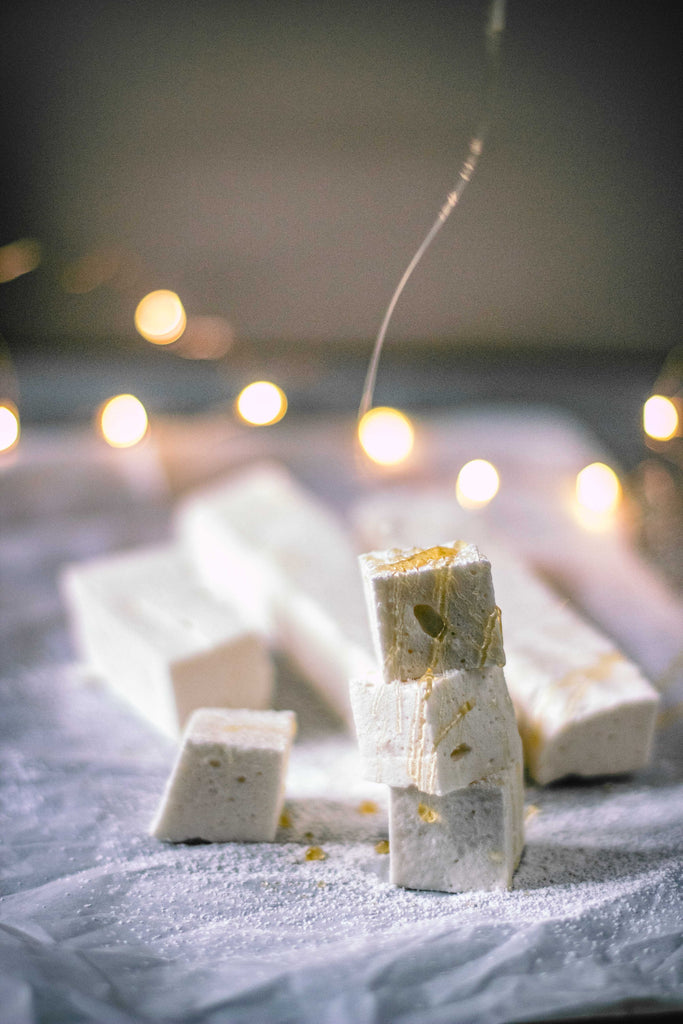 Organic Honey Marshmallows