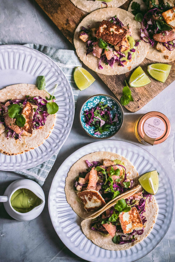 Mahi-Mahi Organic Honey Tacos