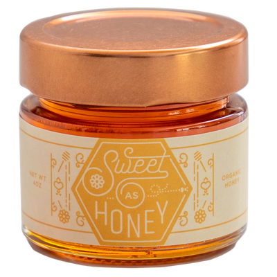 Honey Favors - Sweet As Honey - 24 Jars