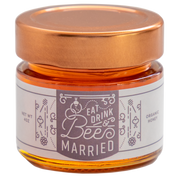 Honey Wedding Favors - Eat, Drink & Bee Married - 24 Jars