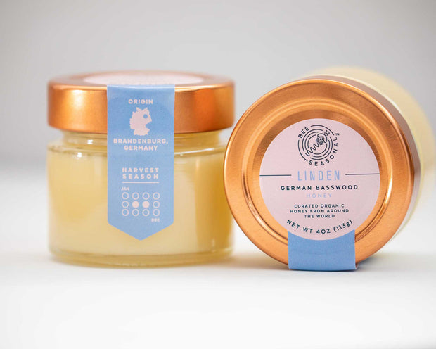 Online Shop for European Raw Honey Gift Set - Buy Bee Seasonal