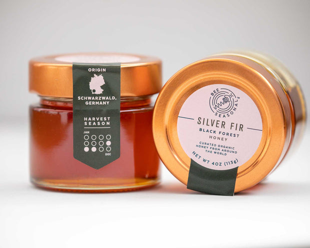 Harvest 002 - German Terroir - Organic Raw Honey Gift Set