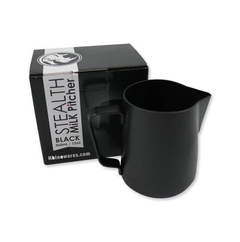 Rhinoware Black Pitcher 360ml