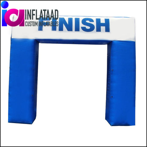 13 Ft Inflatable Finish Square - Inflataad