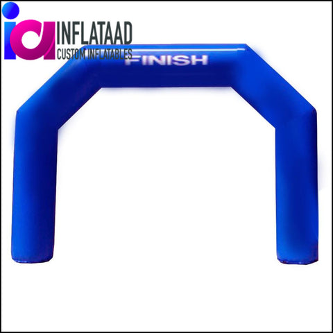 12 Ft Inflatable Triangle Arch - Inflataad