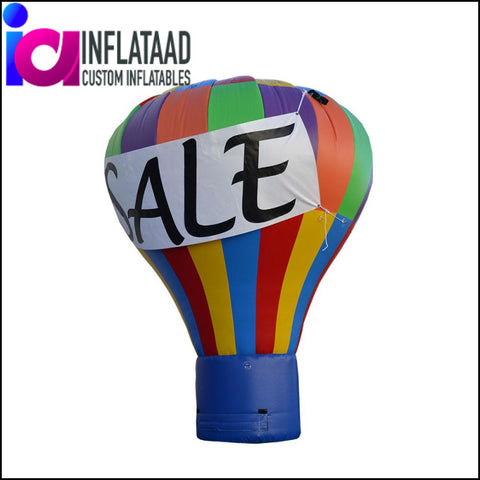 12Ft Inflatable Hot Air Balloon - Inflataad