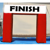 13 Ft Inflatable Finish Arch - Inflataad