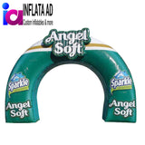 13ft Angel Soft Inflatable Arch - Inflataad