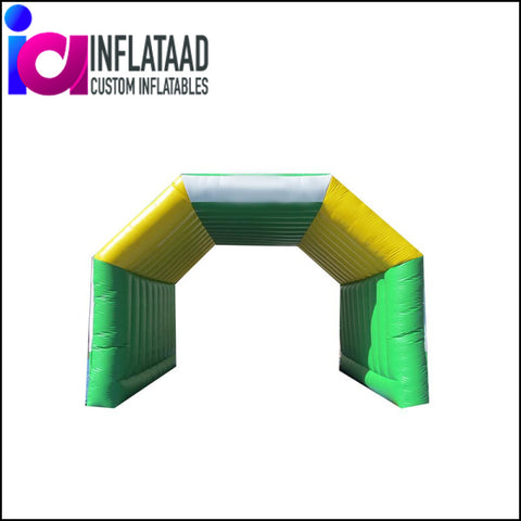 15ft  Inflatable Angle Tunnel - Inflataad
