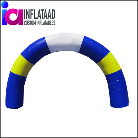 20ft Standard Inflatable Archway - Inflataad