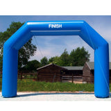 Inflatable Arch (blue) - Inflataad