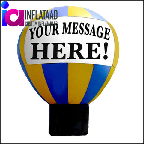 28Ft Hot Air Balloon - Inflataad