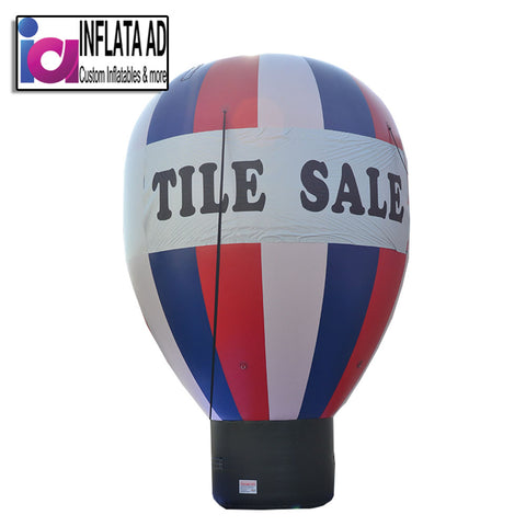 28Ft Inflatable Hot Air Balloon - Inflataad