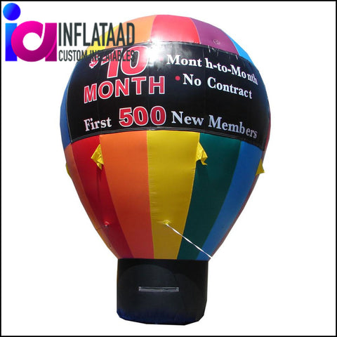 30Ft Hot Air Balloon Balloons