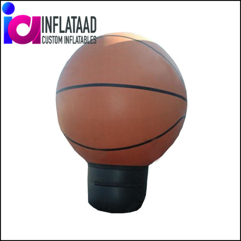 Inflatable Basketball Custom Inflatables