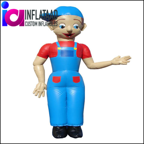 Inflatable Boy Custom Inflatables