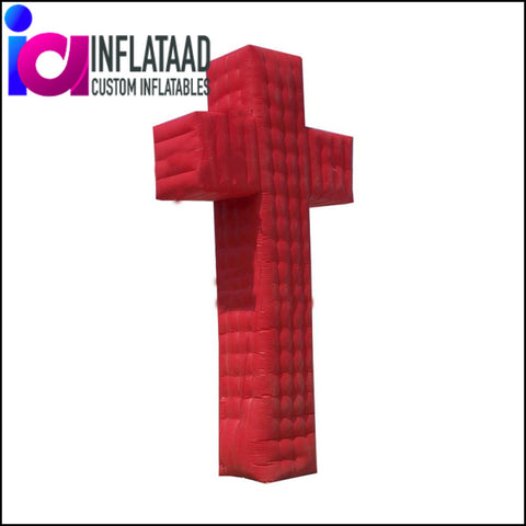 Inflatable Cross - Inflataad