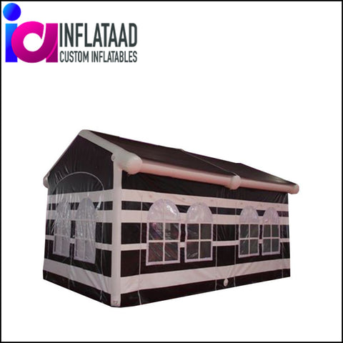 Inflatable House Tent - Inflataad