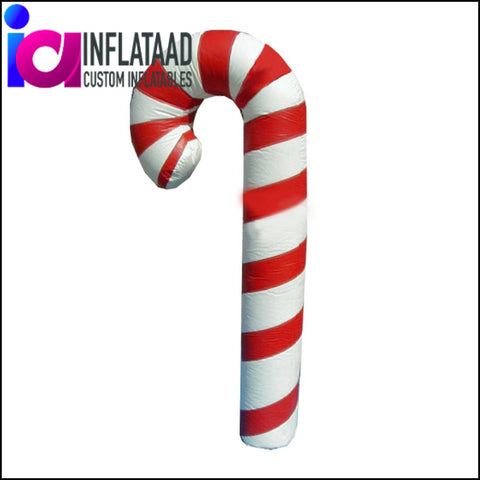 Inflatable Candy Cane Custom Inflatables
