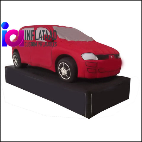 Inflatable Car Model Replica - Inflataad