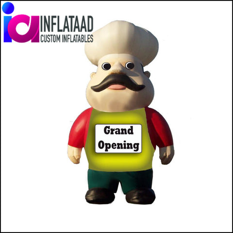 Inflatable Cook Custom Inflatables