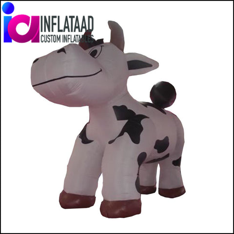 Inflatable Cow Custom Inflatables