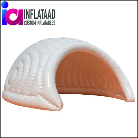 Inflatable White Dome - Inflataad