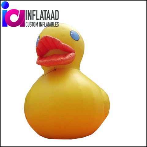 Inflatable Duck Custom Inflatables