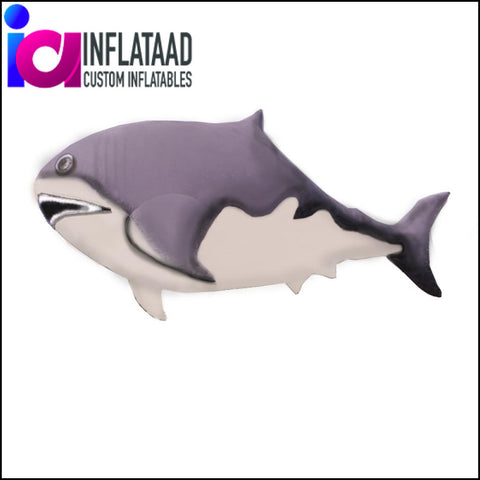 Giant Inflatable Shark Custom Inflatables