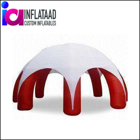 Inflatable Dome Tent - Inflataad