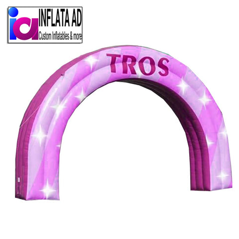 18Ft Inflatable Tros Arch - Inflataad