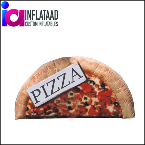 Inflatable Pizza - Inflataad