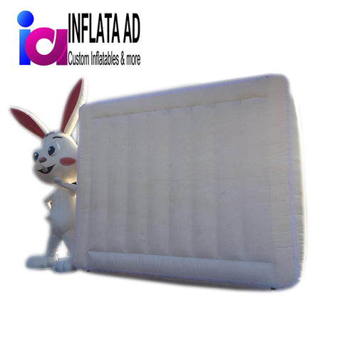 Inflatable Rabbit Billboard - Inflataad