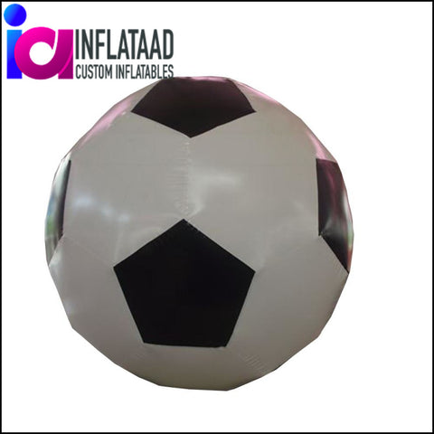Inflatable Soccer Ball - Inflataad