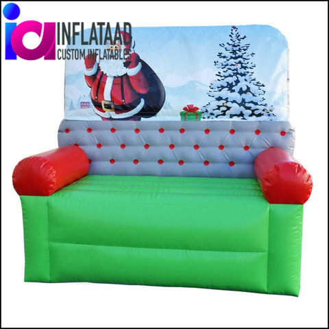 Inflatable Sofa Photo Boot - Inflataad