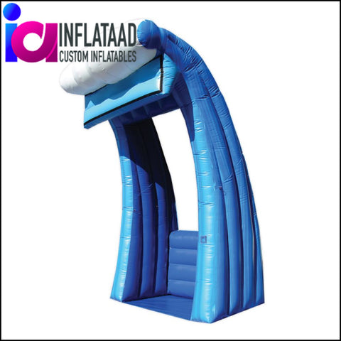 Inflatable Stationary -Stand - Inflataad