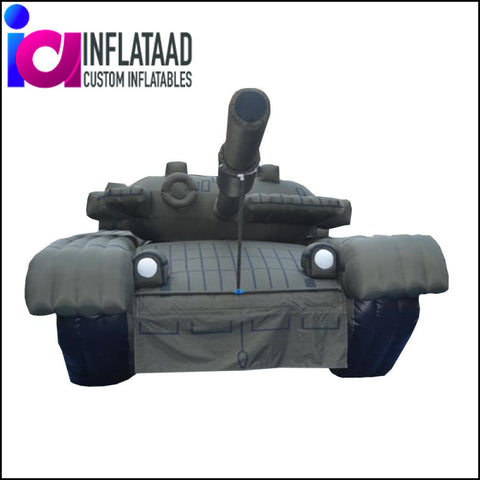 Inflatable Tank Custom Inflatables