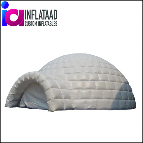 Inflatable Open Dome - Inflataad