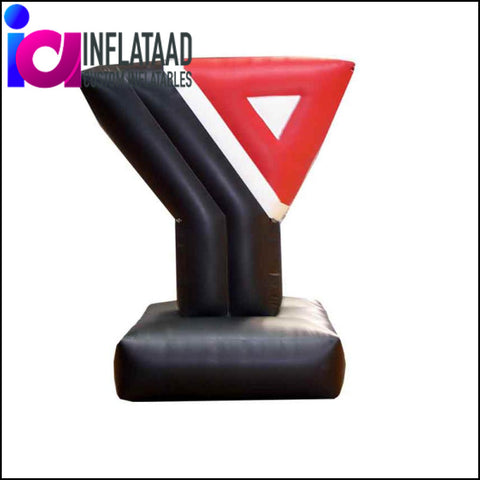 Inflatable YMCA - Inflataad