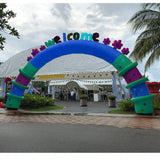 Inflatable 22Ft Arch - Inflataad