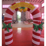 Christmas Inflatable Arch - Inflataad