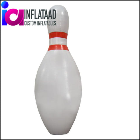 Inflatable Bowling Pin Replicas