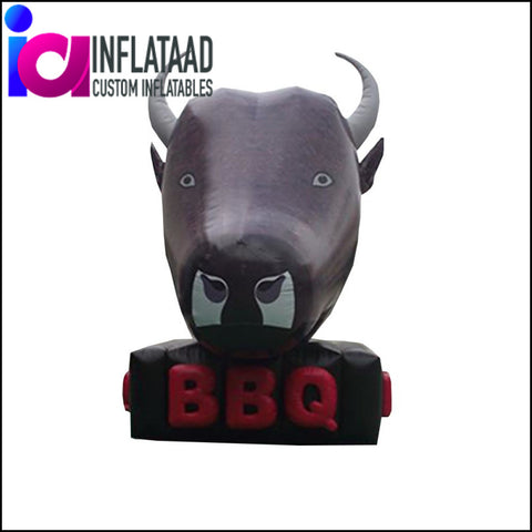 Inflatable Bull Custom Inflatables