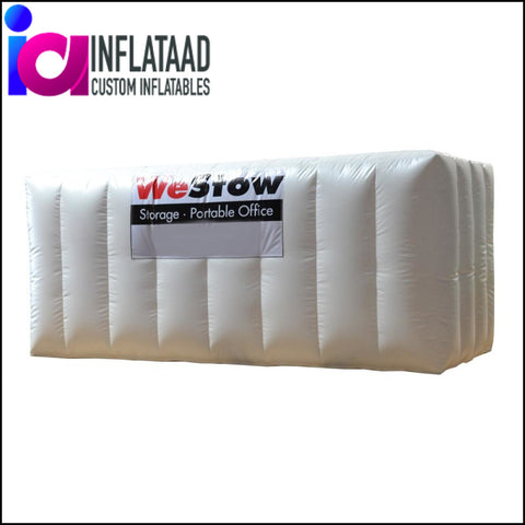 Inflatable Westow Container Replicas