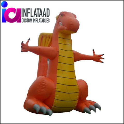 Inflatable Dragon Custom Inflatables